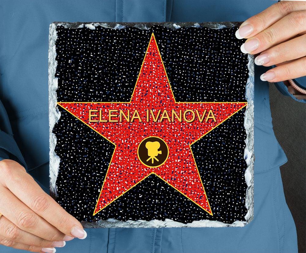 Голливудская Звезда - камень