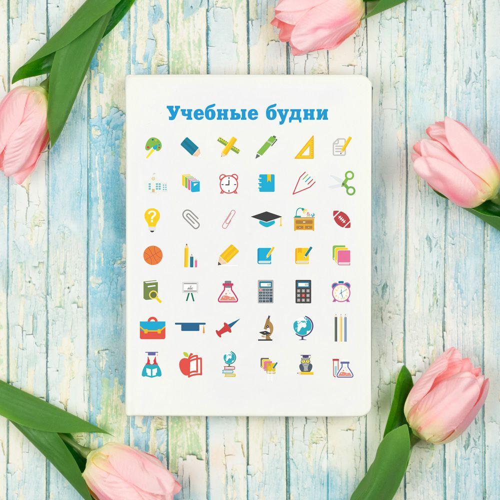 Купить Ежедневник «Учебные будни» в интернет-магазине подарков. Огромный выбор необычных подарков и сувениров широкого ценового диапазона!