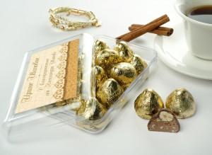 """Именной набор конфет """"С благодарностью"""" от Долина Подарков"""