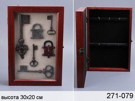 Ключница *Замки и ключи*