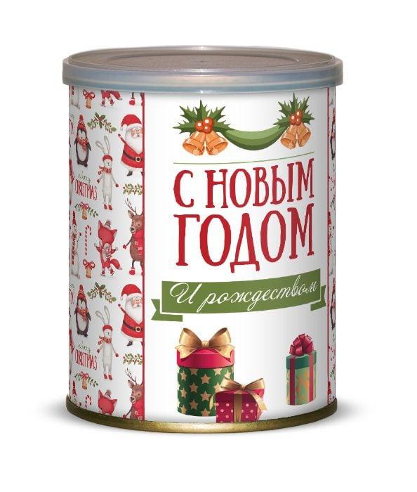 Купить Растение в банке *Лиственница новогодняя* в интернет-магазине подарков. Огромный выбор необычных подарков и сувениров широкого ценового диапазона!