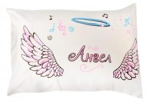 Наволочка *Ангел* от Долина Подарков