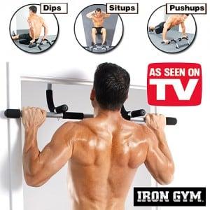 Турник Iron Gym от Долина Подарков