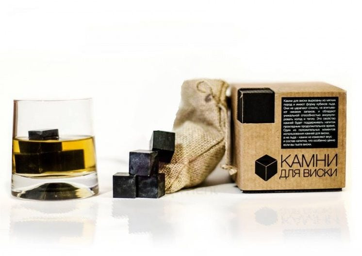 Камни для виски (люкс)
