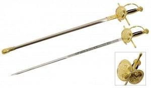 Шпага Королевского МушкетераЛучшее оружие для защиты чести и достоинства<br>