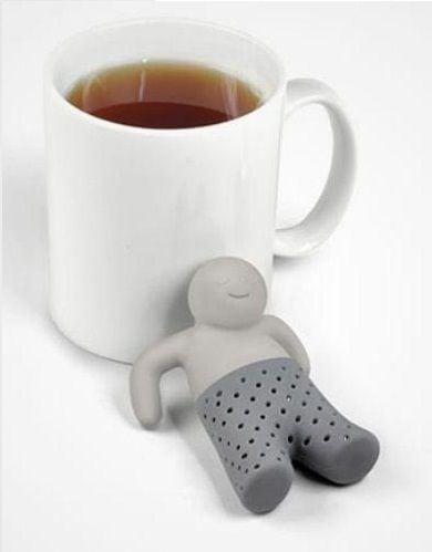 """Купить Заварник """"Чайный человечек"""" в интернет-магазине подарков. Огромный выбор необычных подарков и сувениров широкого ценового диапазона!"""