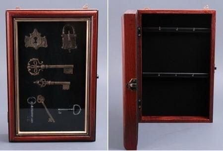 Купить Ключница *Набор ключей* в интернет-магазине подарков. Огромный выбор необычных подарков и сувениров широкого ценового диапазона!