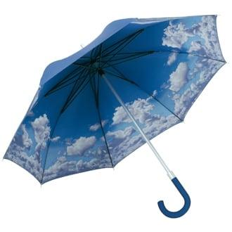 Купить Зонт *Облака* в интернет-магазине подарков. Огромный выбор необычных подарков и сувениров широкого ценового диапазона!
