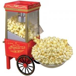 Автомат для приготовления попкорна от Долина Подарков