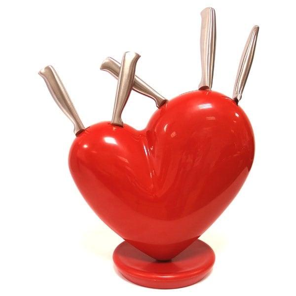 Набор ножей *Пронзенное сердце*