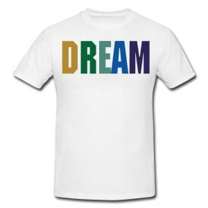 Комплект футболок *Dream Team* от Долина Подарков