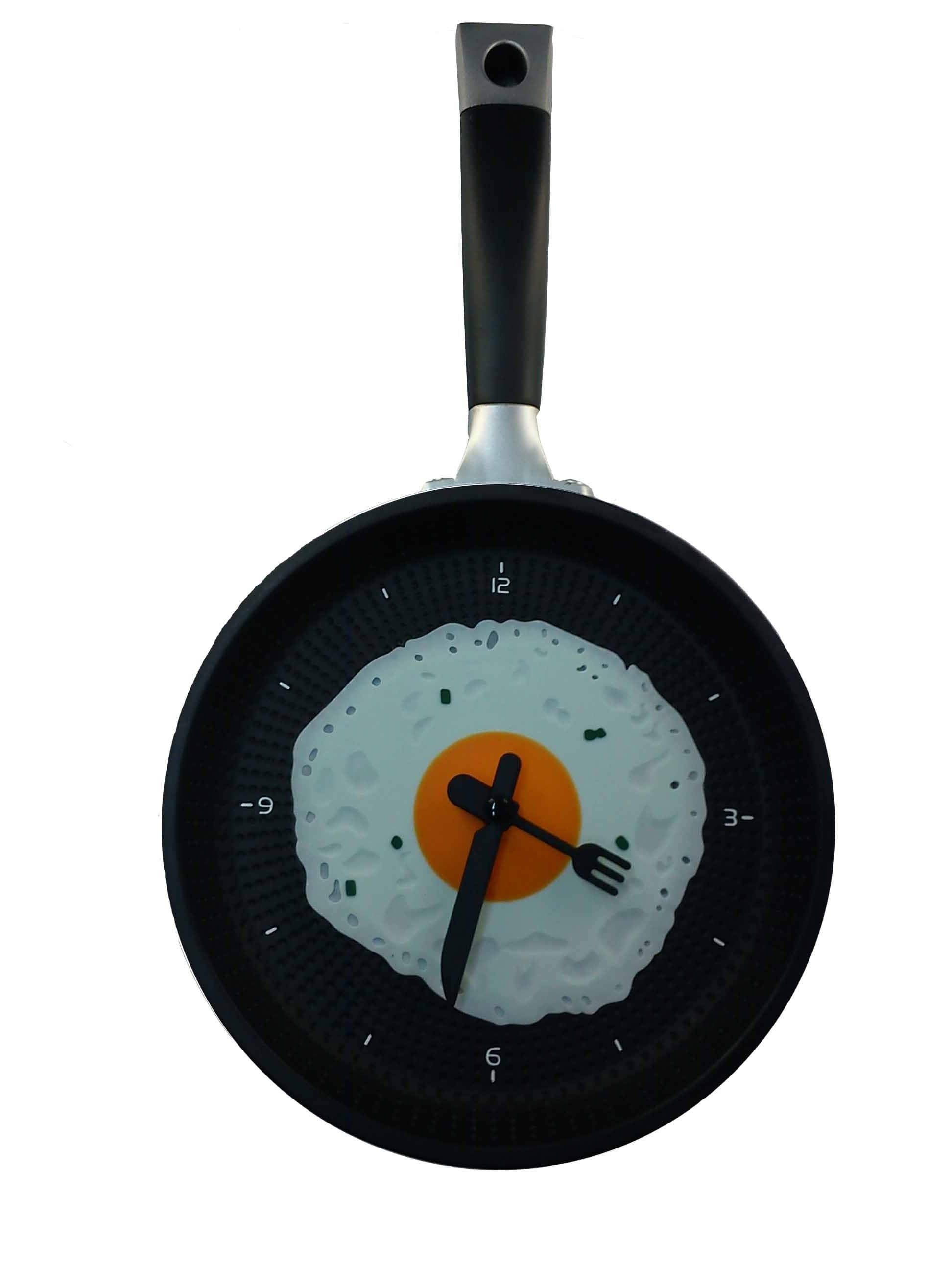 Настенные часы - Сковородка