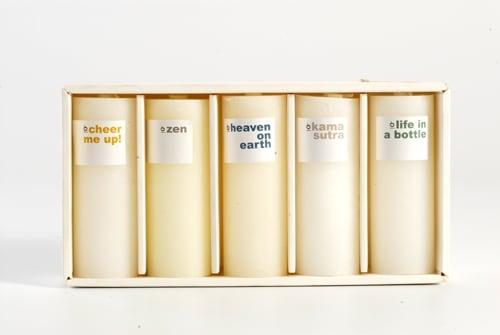Купить Набор ароматических свечей в интернет-магазине подарков. Огромный выбор необычных подарков и сувениров широкого ценового диапазона!