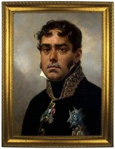 Портрет по фото *Портрет генерала*Оригинальный портрет, изготовленный по фотографии<br>