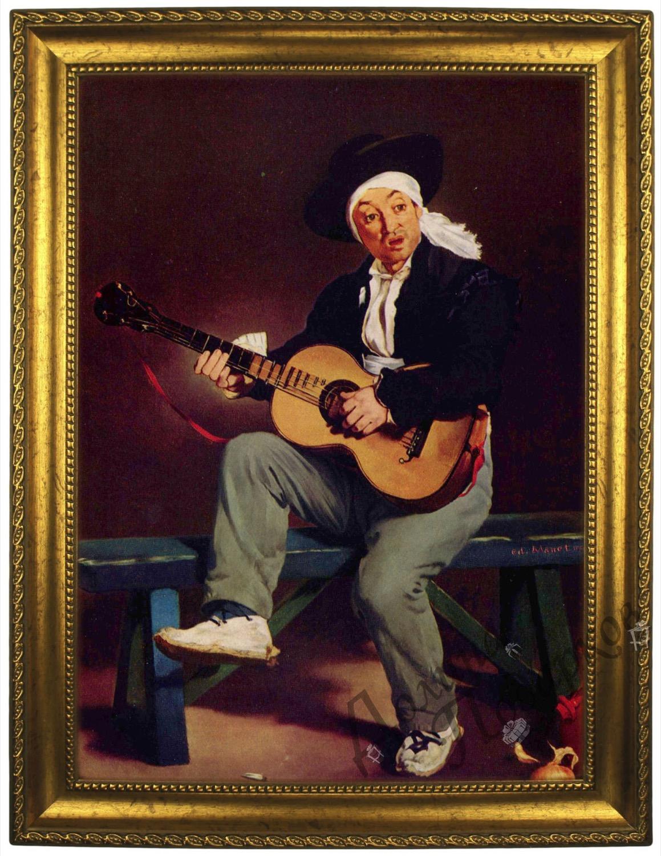 Купить Портрет по фото *Гитарист* в интернет-магазине подарков. Огромный выбор необычных подарков и сувениров широкого ценового диапазона!