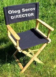 Режиссерское креслоПодарок для настоящего режиссера своей жизни<br>