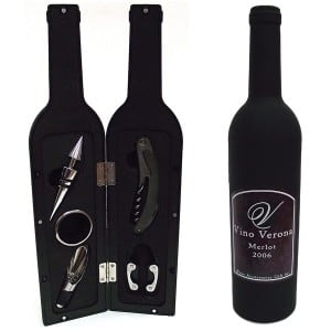 Винный набор *Бутылка вина* большой от Долина Подарков