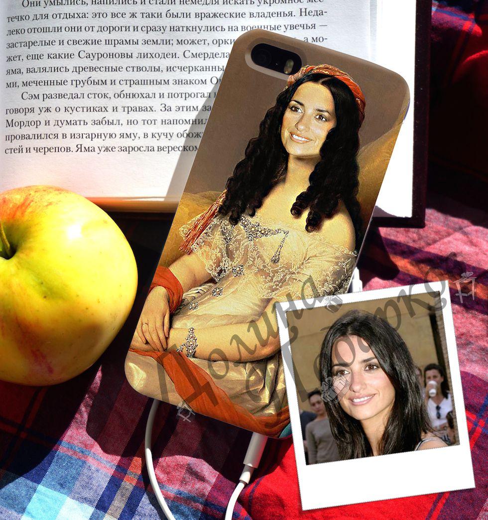 Купить Чехол для iPhone с вашим портретом *Портрет графини* в интернет-магазине подарков. Огромный выбор необычных подарков и сувениров широкого ценового диапазона!