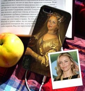 Чехол для iPhone с вашим портретом *О, женщина!* от Долина Подарков