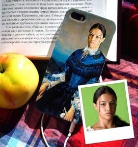 Чехол для iPhone с вашим портретом *Баронесса* от Долина Подарков