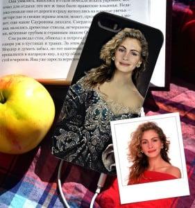 Чехол для iPhone с вашим портретом *Княгиня Екатерина* от Долина Подарков