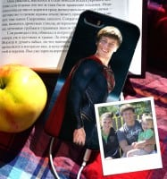 ����� ��� iPhone � ����� ���� SUPERMAN