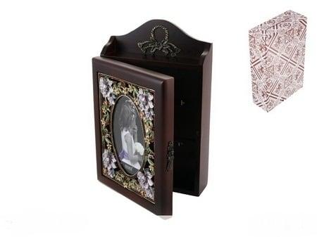 Купить Ключница Овал в цветах в интернет-магазине подарков. Огромный выбор необычных подарков и сувениров широкого ценового диапазона!