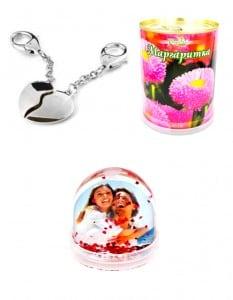 Подарочный набор РомантическийНабор подарков для своей половинки<br>