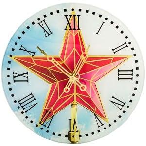 Часы «Кремлевская звезда» от Долина Подарков