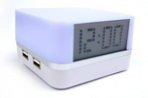 USB хаб с часами от Долина Подарков