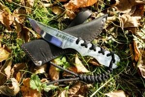 Именной нож с гравировкой от Долина Подарков