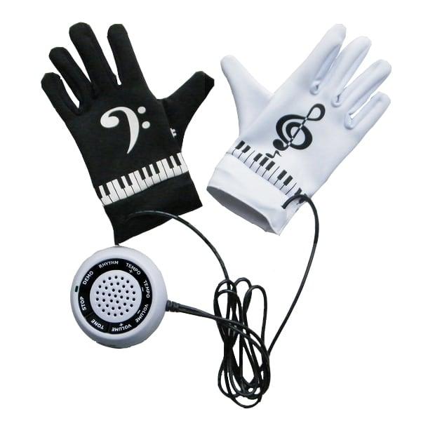 Купить Перчатки - Синтезатор в интернет-магазине подарков. Огромный выбор необычных подарков и сувениров широкого ценового диапазона!