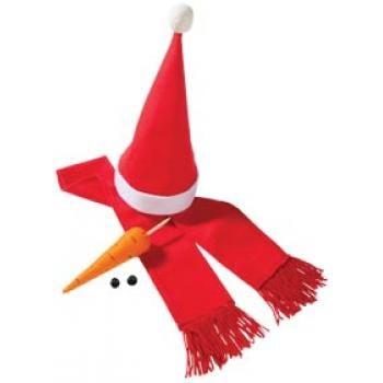 Купить Набор *Настоящий Снеговик* в интернет-магазине подарков. Огромный выбор необычных подарков и сувениров широкого ценового диапазона!