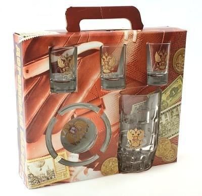 Купить Подарочный набор *Орел* в интернет-магазине подарков. Огромный выбор необычных подарков и сувениров широкого ценового диапазона!