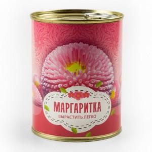 Цветок в банке *Маргаритка* наборы для выращивания растений вырасти дерево набор для выращивания ель канадская голубая