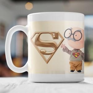 Фото - Кружка *Супер Дедушка* с вашей надписью printio супер дедушка