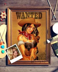 Фото - Портрет по фото *Wanted* фото