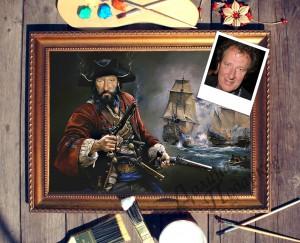 Фото - Портрет по фото *Морской пират* фото