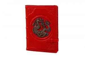 Ежедневник «Восток» красный желай делай ежедневник