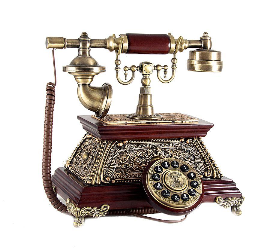 Ретро-телефон \