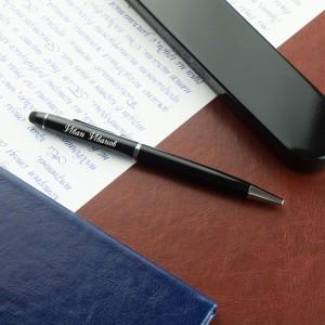 Именная ручка-стилус Партнер