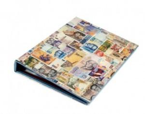Фото - Альбом для купюр «Бонистика» майзингер р банкноты мира скрытые знаки бумажных денег