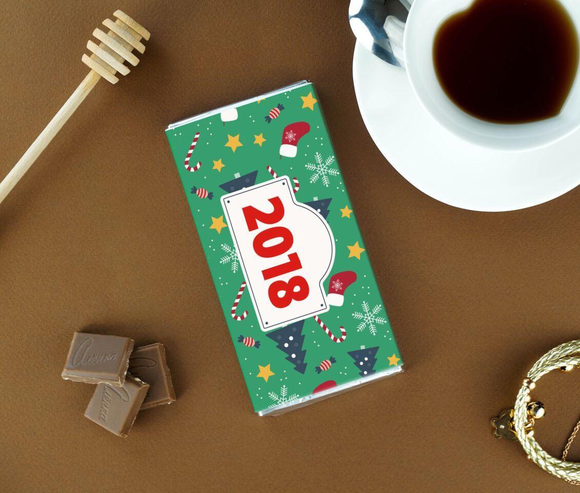 Сладкий подарок «2018»