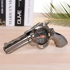 Часы-будильник Револьвер в москве травматический револьвер таурус