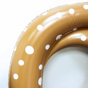 Надувной круг «Завитушка» круг надувной chocolate donut 1240783