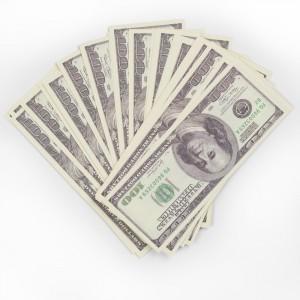 Фото - Забавная пачка денег - 100 долларов сувенир салфетки пачка денег 100 евро sa00000066