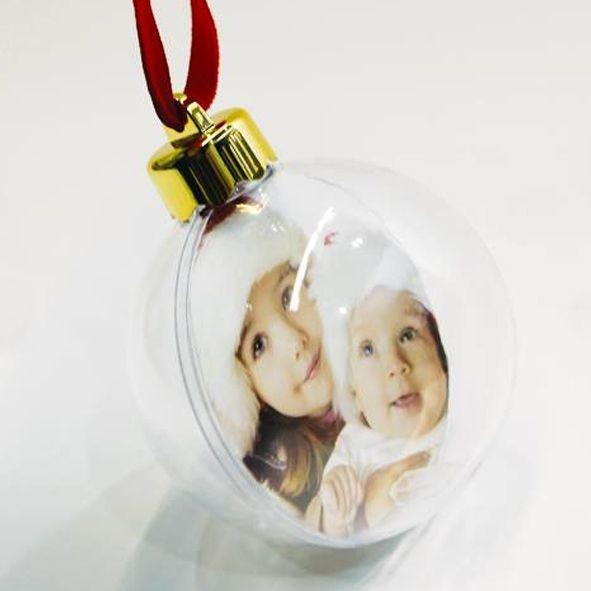 Украшение елочное ШАР 8 см стекло