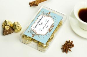 Именной набор конфет Любимой бабушке именной набор конфет для учебы и творчества