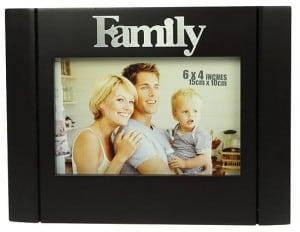 Семейная фоторамка фоторамка русские подарки фоторамка