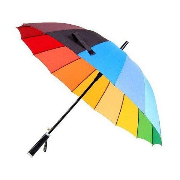 """Зонт """"Радуга"""", диам. 100 см от 990 руб"""